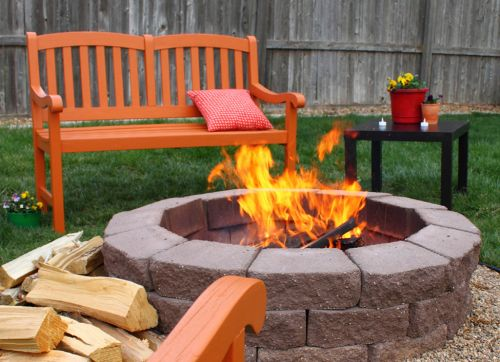 Fire Pit Injuries